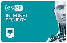 Card Eset Internet Security